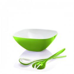 Guzzini Vintage komplet sałatkowy, zielony