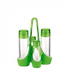 Guzzini Mirage zestaw do przypraw, zielony