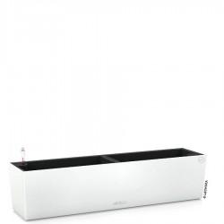 Lechuza Balconera Color donica z wyjmowanym wkładem, kolor biały