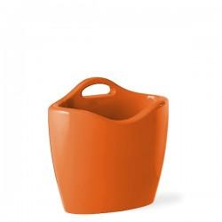 Slide Mag stojak na czasopisma, kolor pomarańczowy