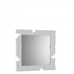 Slide Pixel lustro ścienne