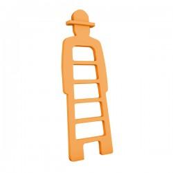Slide Mr Gio drabina, kolor pomarańczowy