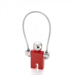 Troika Jumper brelok w kolorze czerwonym
