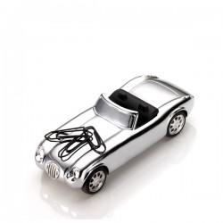 Troika Road Star magnes na spinacze, kolor srebrny