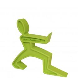 James stoper do drzwi, zielony