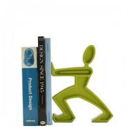 James II podpórka do książek, zielony