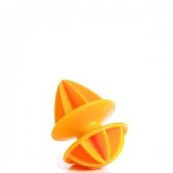 Citranage wyciskacz do cytrusów, kolor pomarańczowy