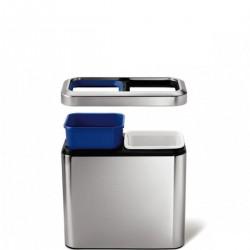 SimpleHuman Recycler kosz do segregacji