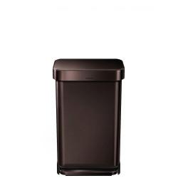 SimpleHuman LINER POCKET kosz pedałowy na śmieci