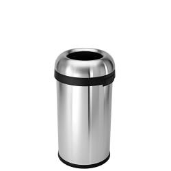 Simple Human Bullet Open Kosz na śmieci