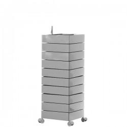 MAGIS 360 Container podręczna szafka z szufladami, kolor jasny szary