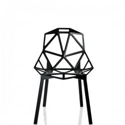 Chair One krzesło, kolor czarny