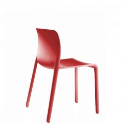 MAGIS Chair First krzesło, kolor czerwony