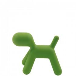 MAGIS me too Puppy krzesełko, kolor zielony matowy