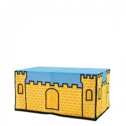 MAGIS me too My House pokrowiec z nadrukiem zamku