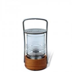 Bollard lampa oliwna