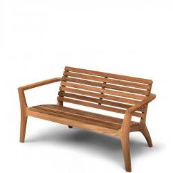 Reggata ławka ogrodowa dwuosobowa