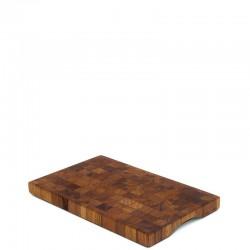 Deska do krojenia drewno tekowe