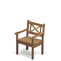 Skagerak Skagen krzesło ogrodowe