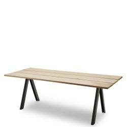 Skagerak Overlap stół ogrodowy
