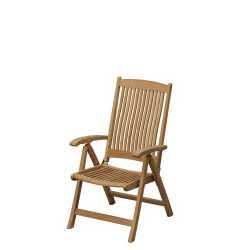 Skagerak Columbus krzesło ogrodowe