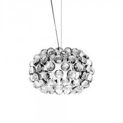 Caboche lampa wisząca, mała, kolor transparentny