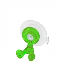 Koziol Tommy uchwyt na szczoteczkę do zębów, zielony