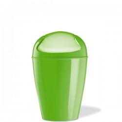 Koziol Del M kosz na śmieci, kolor zielony