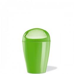 Koziol Del XS kosz na śmieci, kolor zielony