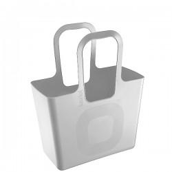 Tasche XL torba na zakupy, kolor biały