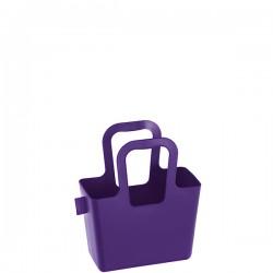 Koziol Taschelini torba na zakupy, mała, kolor śliwkowy