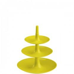 Koziol Babell XS etażerka, kolor limonkowy