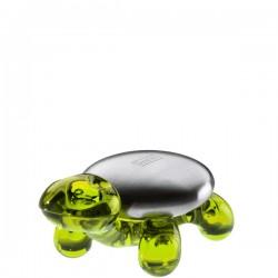 Koziol Amanda mydełko usuwające zapachy na oliwkowej podstawce