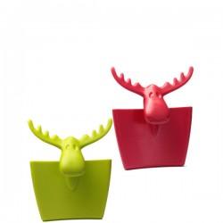 Koziol Rudolf pojemnik na kubek, matowy 2 szt