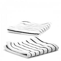 Microfiber Cloth ściereczeki z mikrofibry z jonami srebra, 2 szt