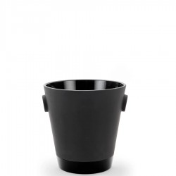 Black Terracotta kubełek na butelkę szampana