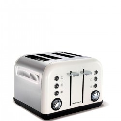 Morphy Richards Toster Accents White Toster na 4 tosty