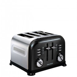 Morphy Richards Toster Accents black mat Toster na 4 tosty