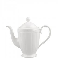 Villeroy & Boch White Pearl dzbanek do kawy