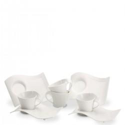 Villeroy & Boch New Wave Caffe zestaw do cappuccino