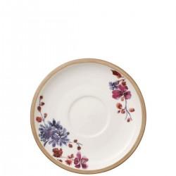 Villeroy & Boch Artesano Provencal Lavendel spodek do filiżanki do kawy