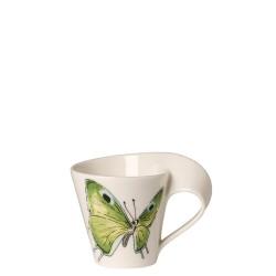 Villeroy & Boch New Wave Caffe Deep green hairstreak filiżanka do espresso