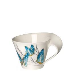 Villeroy & Boch New Wave Caffe Morpho cypris filiżanka do białej kawy