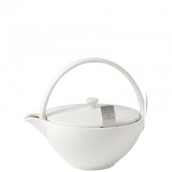 Villeroy & Boch Tea Passion Duży dzbanek z filtrem i miską ociekaczem
