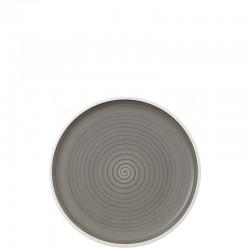 Villeroy & Boch Manufacture gris talerz do pizzy