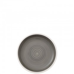 Villeroy & Boch Manufacture gris talerz śniadaniowy