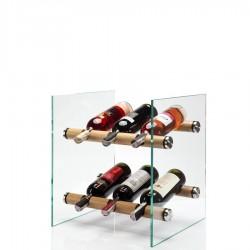 Vetrostyle stojak na wino mały