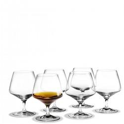 HolmeGaard Perfection  kieliszki do brandy, 6 szt
