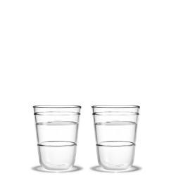 HolmeGaard Scala szklanki do wody, 2 szt.
