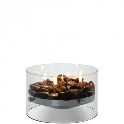 Fire Tischkamin lampa oliwna